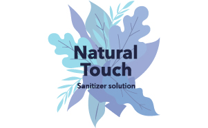 Natural Touch Hand Sanitizer - Varam Herbals